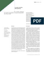 Governança e Regulação Na Saúde