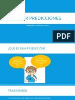 Hacer Predicciones (1)