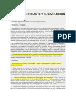 Armadillo Gigante y Su Evolucion