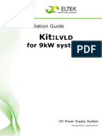Installation Guide for LVLD Kit for 9kW Systems (B - 351679.033 ...