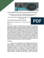 As possibilidades de uma prática clinica na psicologia sócio-histórica.pdf