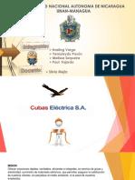 Seleccion Cubas Electrica