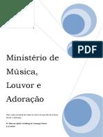 Apostila de Louvor, Adoração & Música
