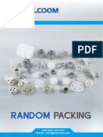 Random Packing Catalog