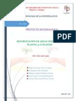 REFORESTACION DE AREAS VERDES EN EL PLANTEL 32 CUILAPAM.docx