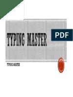 TYPING MASTER.pptx
