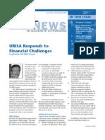 URISA News March/April 2009