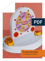 Roleta Promotor