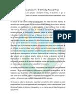 Análisis de los artículos 81 y 82 del Código Procesal Penal.docx