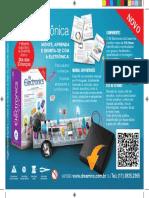 Kit de Eletronica para criança