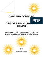 11 as Cinco Leis Naturais de Hamer Nova Versc3a3o 05-09-2013 Versc3a3o Final