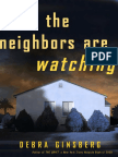 The Neighbors Are Watching by Debra Ginsberg - Excerpt with Bonus Content
