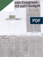 Philippine Star, Mar. 12, 2019, Rody prods Congress Pass 2019 nat'l budget.pdf