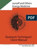 Quantum Techniques Client manual