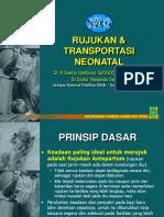 04 Rujukan Dan Transportasi Neonatal