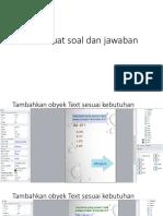 Multimedia 11032019 - Membuat Soal Dan Jawaban
