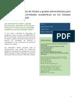 Acuerdo de Admisión de Títulos y Grados Universitarios,ARCU-SUR, SIMERCOSUR, MARCA