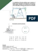 ejercicio 15.136 Mecanica vectorial para ingenieros Dinamica