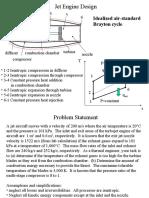 Jet Engine Design