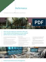 Predix Asset Performance Management Brochure