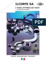 Threaded Steel Fittings