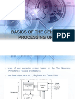 Basic of CPU
