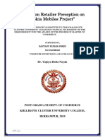 Study on retailer perception on NOKIA mobiles project.docx