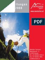 eventkalender sommer 2008