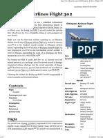 Ethiopian Airlines Flight 302