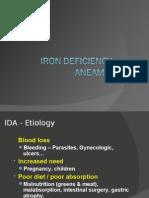 Iron Deficiency Aneamia