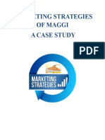 320269493 Marketing Strategy of Maggi a Case Study