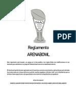 Reglamento Football Arena
