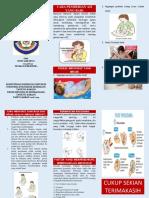 Leaflet Pemberian Asi Yang Baik Dan Benar Pada Ibu Post Partum