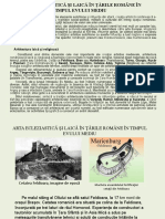 Arta Ecleziastică Şi Laică În Ţările Române În