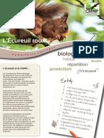 Brochure Ecureuil Roux CMNF