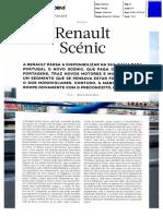 "RENAULT SCÉNIC NA ""AUTO DRIVE"""