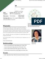 Astro-Databank Louise Huber