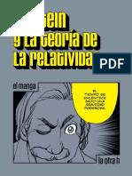 Einstein y La Teoría de La Relatividad_ El Manga - Albert Einstein