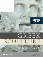 (1) Nigel Spivey - Greek Sculpture-Cambridge University Press (2013)