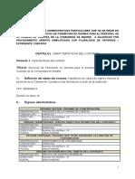 Concurso Publico Camara Cuentas