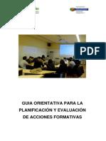 Guía Orientativa Planificación IMPORTANTE