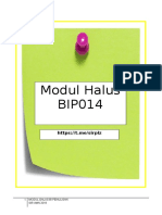 Modul Halus Bip014