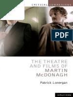 Patrick Lonergan - The Theatre and Films of Martin McDonagh.pdf