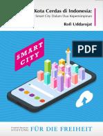 Kebijakan Kota Cerdas di Indonesia: Studi Kasus Jakarta Smart City Dalam Dua Kepemimpinan