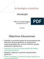 Introduction to Geological surveying