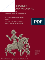 As cruzadas poder medieval