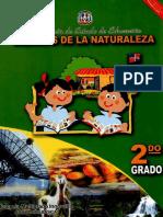 Guias Para El Aprendizaje de Ciencias de La Naturaleza 2do 2