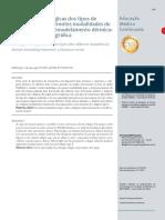 v7 Alteracoes Histologicas Dos Tipos de Colageno Apos Diferentes Modalidades de Tratamento Para Remodelamento Dermico Uma Revisao Bibliografica