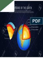 48068057 Estructura Del Vector de Infografía Tierra