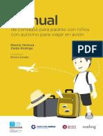 Manual Consejos Autismo Avion